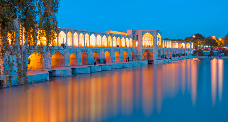 Bridges of Esfahan